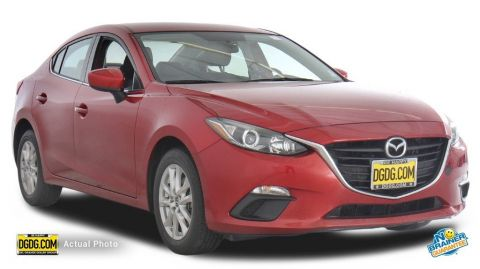 Certified Used Mazda3 i Touring