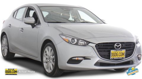 Certified Used Mazda3 Touring 2.5
