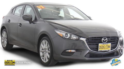 Certified Used Mazda3 Touring Auto