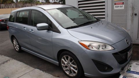 Certified Used Mazda5 Touring