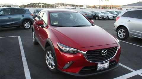 Certified Used Mazda CX-3 Touring
