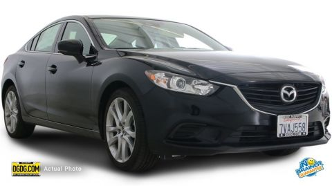 Certified Used Mazda6 Touring